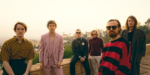 BREAD & ROSES PRESENTS feat. Cage The Elephant