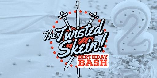 The Twisted Skein Birthday Bash