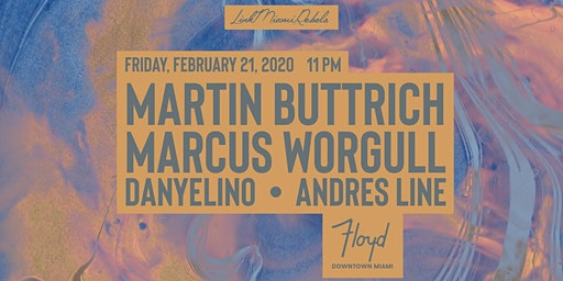 Martin Buttrich + Marcus Worgull by Link Miami Rebels