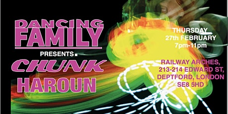 Dancing Family Records Launch tickets