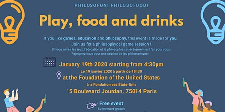 Fun, Food and Drinks! tickets
