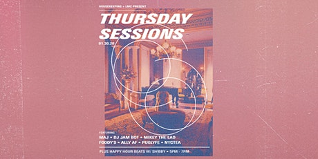 Thursday Sessions 1/30/20 tickets