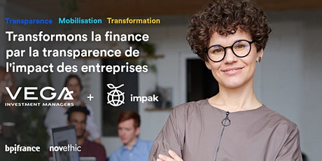 Transformons la finance par la transparence de l'impact des entreprises billets