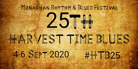 Harvest Time Blues Festival tickets
