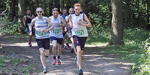 Essex Cross Country 10K Series - Thorndon Country Park