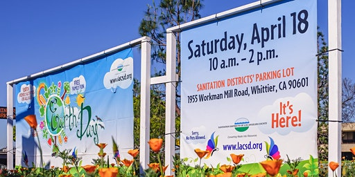 Earth Day 2020 Community Festival