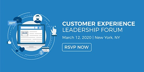 Customer Experience Leadership Forum - New York tickets