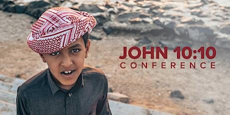 John 10:10 2020 - Vienna, Austria Tickets