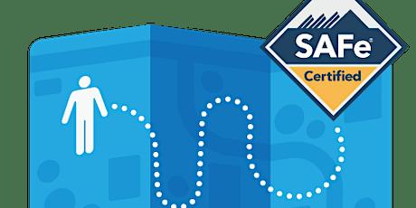 SAFe® 5.0 DevOps Practitioner with SDP Certification Herndon VA (weekend) tickets