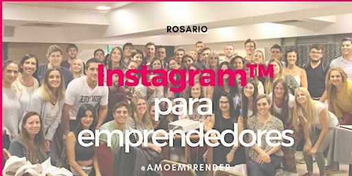 Instagram para Emprendedores en Rosario - Abril