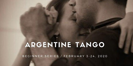 Argentine Tango Beginner Bootcamp : Discover Connection