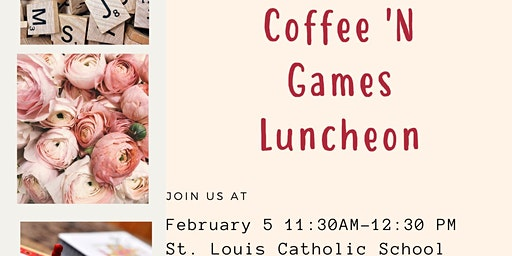 Washburn Coffee N Games Luncheon