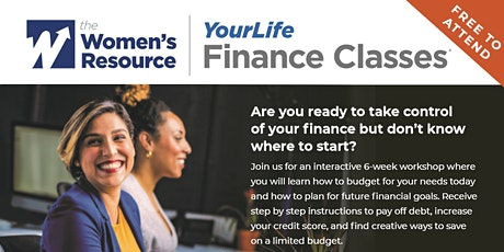 FREE Financial Education Series- Lunch Provided tickets