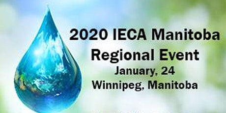 IECA 2020 Moncton Stormwater Management Symposium  - Exhibitors and Sponsors tickets