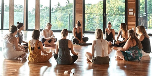 Femmewares Beginner Meditation Circle/Intro to Meditation - TUES FEB 25