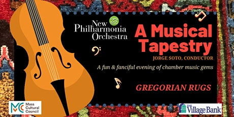 New Philharmonia Special Event: Silver Salon Evening tickets