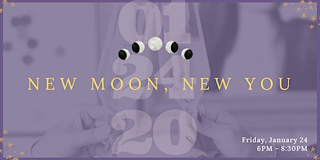 New Moon, New You Celebration tickets