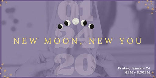 New Moon, New You Celebration