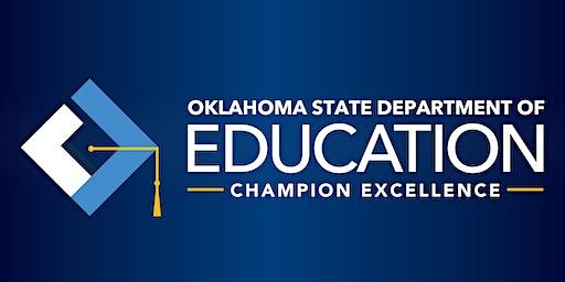Oklahoma Excel Improvement Fellows Professional Development Day