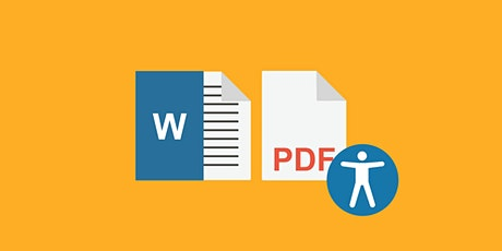Accessibility 2: Accessible Course Documents – Feb. 20 12-1:30PM tickets