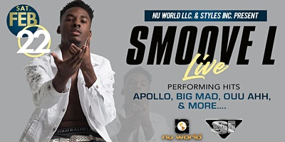 SMOOVE L Live In CT (Lotus Lounge)