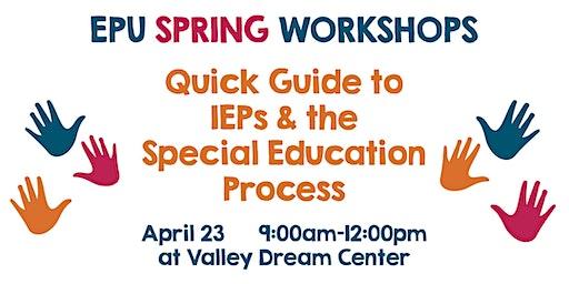 IEP Workshop