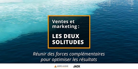 Ventes et marketing : LES DEUX SOLITUDES billets