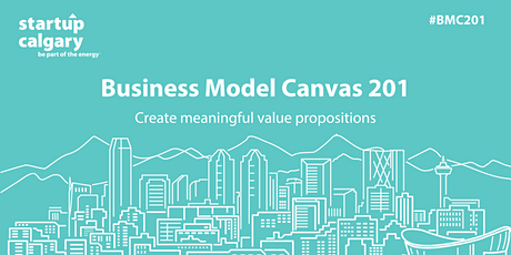 Business Model Canvas 201 tickets