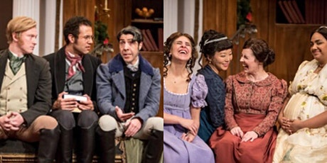Behind the Scenes at a Jane Austen Stage Production presented by JASNA-MN tickets