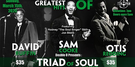 "Triads of Soul (feat. Rodney ""The Soul Singer"" Stith & Jon Bibbs tickets"