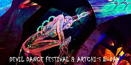 Devil Dance Festival & Artchi´s B-Day tickets