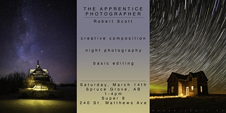 The Apprentice Photographer tickets