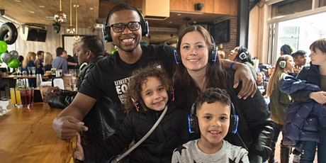 Kids Valentine's Day Silent Disco and Parent's Boozy Brunch tickets