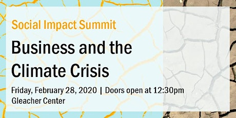 Social Impact Summit: Business and the Climate Crisis tickets