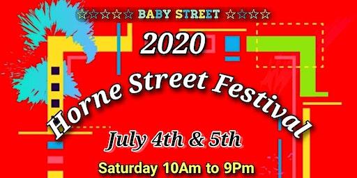 Horne Street Festival
