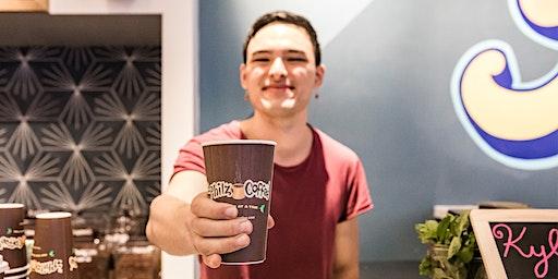 Philz Coffee Opening Event