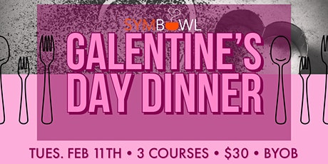 Galentine's Day 2020 with SymBowl tickets