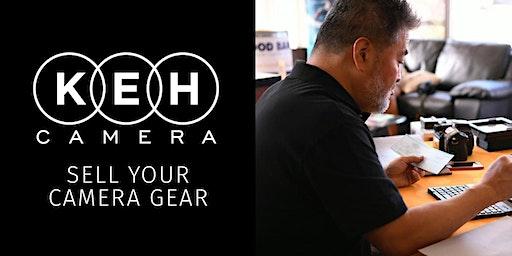 Sell Your Camer a Gear at Samy's Camera Santa Ana