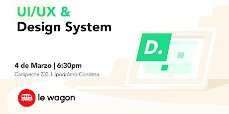 UI & Design Crash Course entradas
