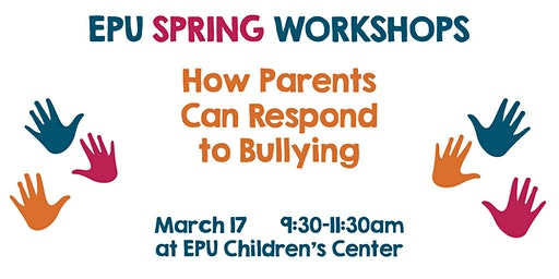How Parents Can Respond to Bullying