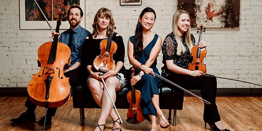 Lux Aeterna with Lux String Quartet