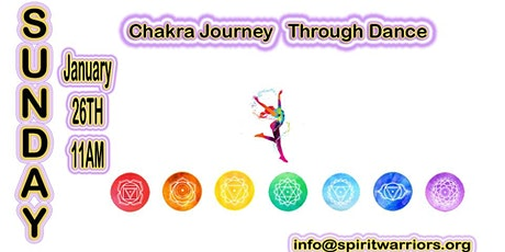 Chakra Journey & Essential Oils tickets
