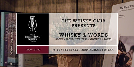 Whisky & Words :: Poetry & Spoken Word Night tickets