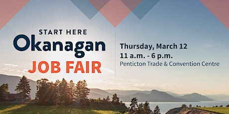 Start Here Okanagan Job Fair tickets