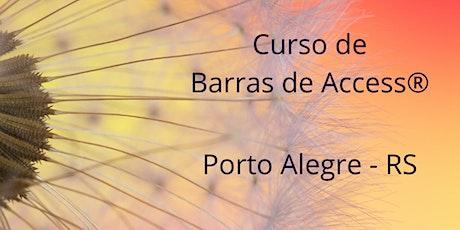 Curso Barras de Access®️: Porto Alegre ingressos