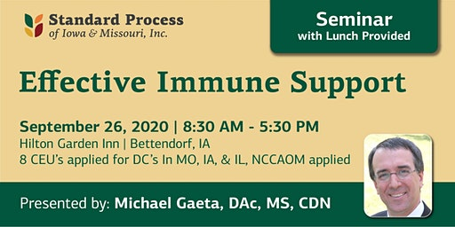 Effective Immune Support