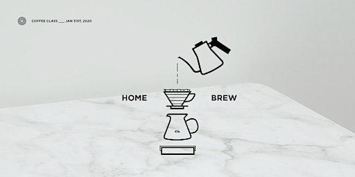 Coffee Basics & Home Brewing Class @ Branch Street Coffee Roasters