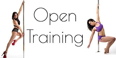 Open Training tickets