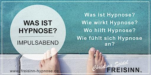 Was ist eigentlich Hypnose? IMPULSABEND