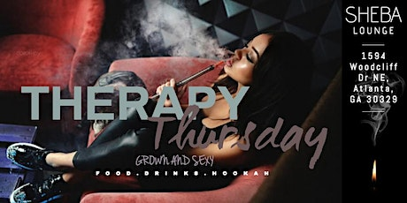 #THERAPYTHURSDAY @ SHEBA LOUNGE tickets